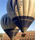 Vuelo en globo Aranjuez