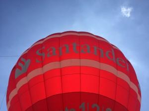 Globo Banco Santander