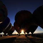 Vuelo globo Segovia amanecer