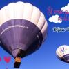San Valentin vuelo en globo