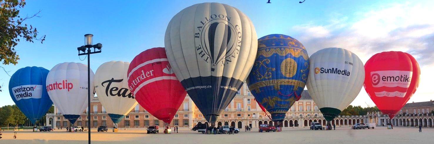 festival de globos villa de aranjuez volar en globo aranjuez